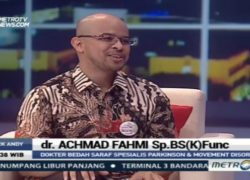 dr. Achmad Fahmi, Sp.BS Live di Kick Andy 28 April 2017